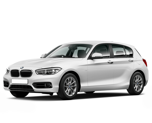 F - BMW serie 1 1