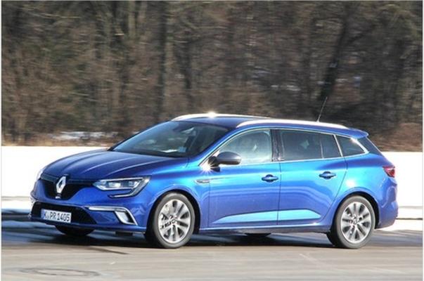 J Renault Megane Kombi Diesel 0