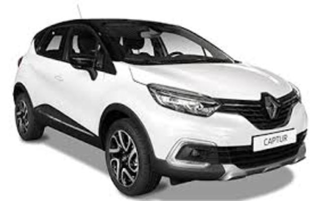 Renault Captur 0