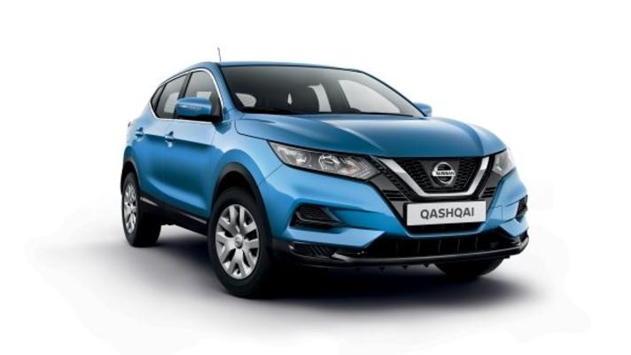 Nissan Qashqai 0