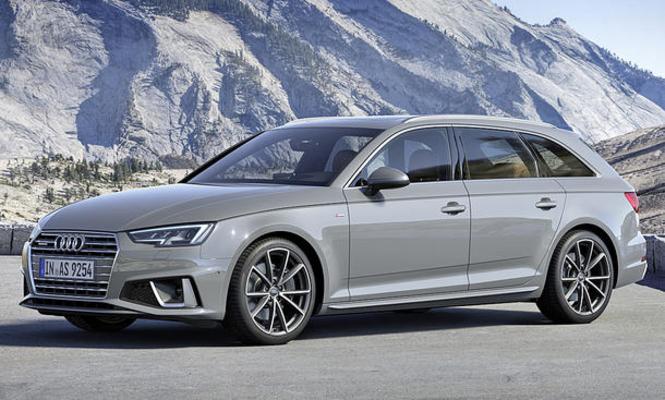 Audi A4 Kombi 0